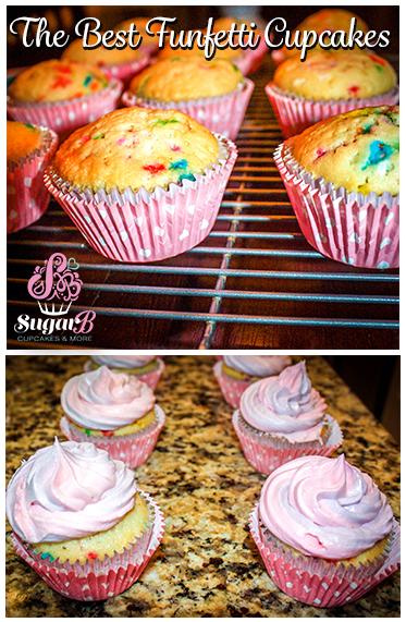 Funfetti Cupcakes -2