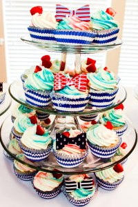 White Chocolate Strawberry Cupcakes-1017