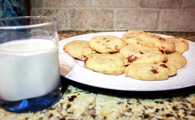 Chocolate Chip Cookies-4