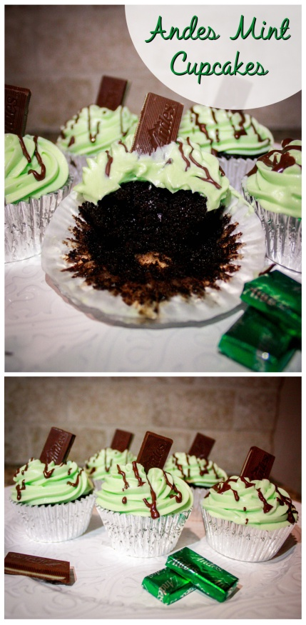 Andes Mint Cupcakes-1