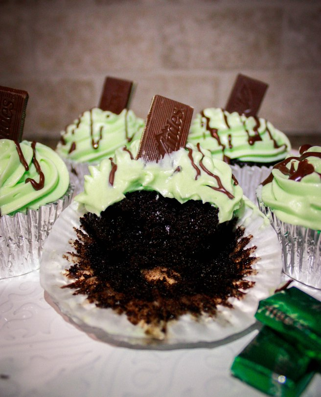 Andes Mint Cupcakes-1716