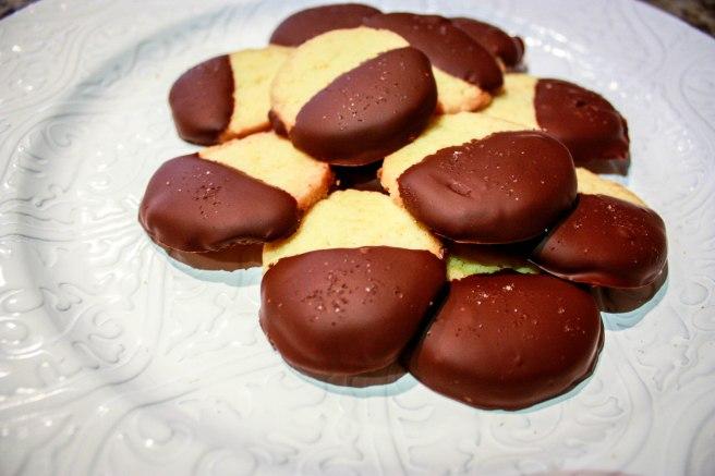 Dark Chocolate Orange Sables-2095