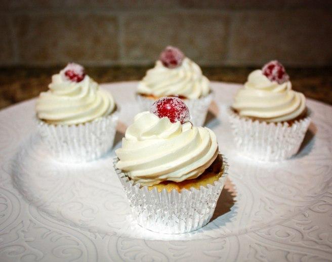 Sparkling Cranberry Cupcakes-2049