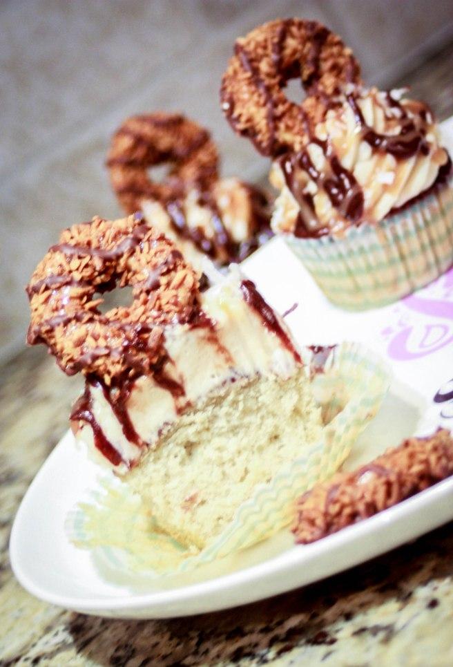 Samoa Cupcakes-2563