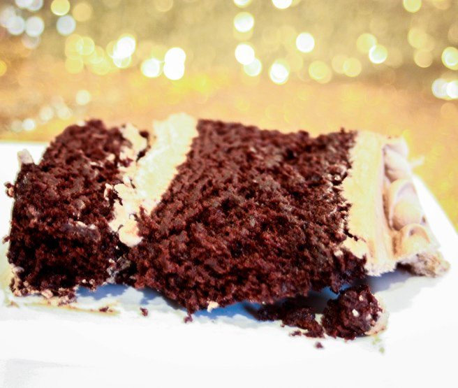 Divine Chocolate Cake Nutella Buttercream-2833