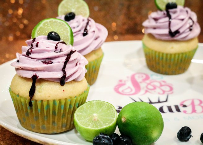 Key Lime Blueberry Cupcakes-3292