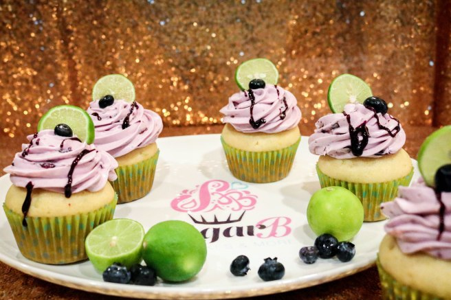 Key Lime Blueberry Cupcakes-3294