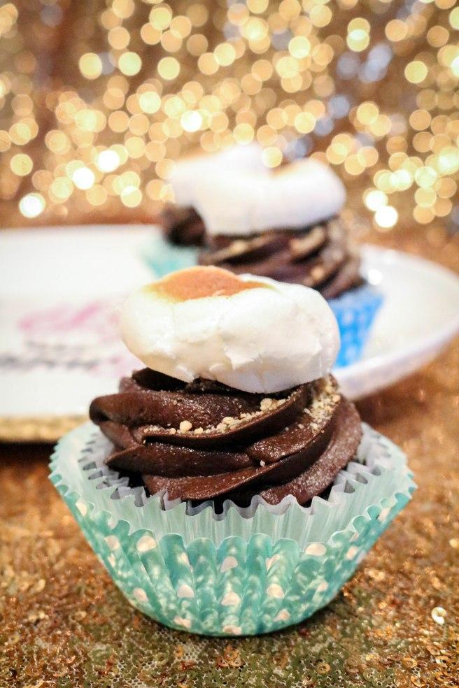 Nutella Smores Cupcakes-3351